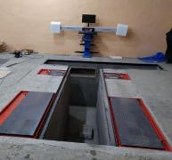 3D Стенд регулювання кутів установки коліс Manatec FOX 3D PT (на