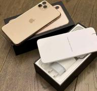 Apple iPhone 11 Pro 64GB - $500, iPhone 11 Pro Max 64GB - $550