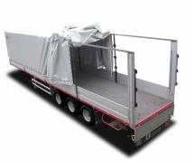 Awnings for cars, trucks trailers construction equipment