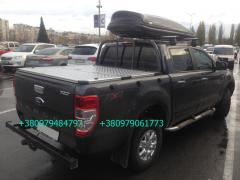 Body Cover Mitsubishi L200. Tuning L200 Three-Piece Cover