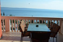 Croatia. Paklenica. Vacation, sea, sun. Amari Apartmani