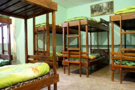 Daily housing for rent, bed in Mariupol