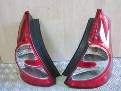 Фары, Стопы на Renault Sandero, Рено Сандеро