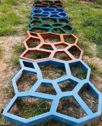 Форма для садової доріжки з бетону у Житомирі