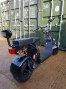 Harley-Davidson Fat Boy 3000 Вт Найновіша жирова шина Citycoco Electric Scooter