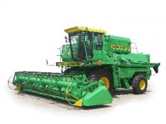 Hydraulic equipment for combine harvesters DON-1500, Niva СК5