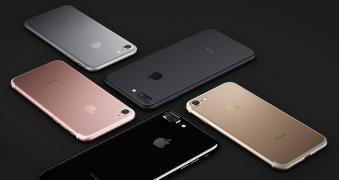 Iphone iPhone 7 32/128 black/gold/rose 6s 7+ 8 8+ X