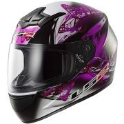 Ls2 FF352 Rookie, white, black, new helmet