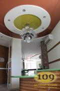 Натяжные потолки по лучшим ценам от производителя ТМ «109»