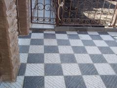 Плитка тротуарная бетонная Старая Прага от Донрок