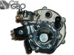 Sale of LPG equipment for cars