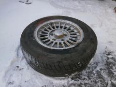 Selling a set of wheels on the BMW (used)