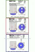 Светодиодная Led автолампа BA15S P21 1156 1141 7503 A115 12V