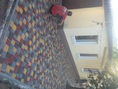 Укладання тротуарної плитки в Дніпропетровську