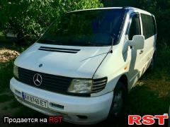 Urgent sell in installments a Mercedes Vito passenger