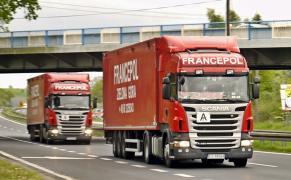 Водители в транспортную компанию Francepol (Польша)