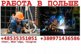 Workers in shipbuilding. Free jobs in Poland